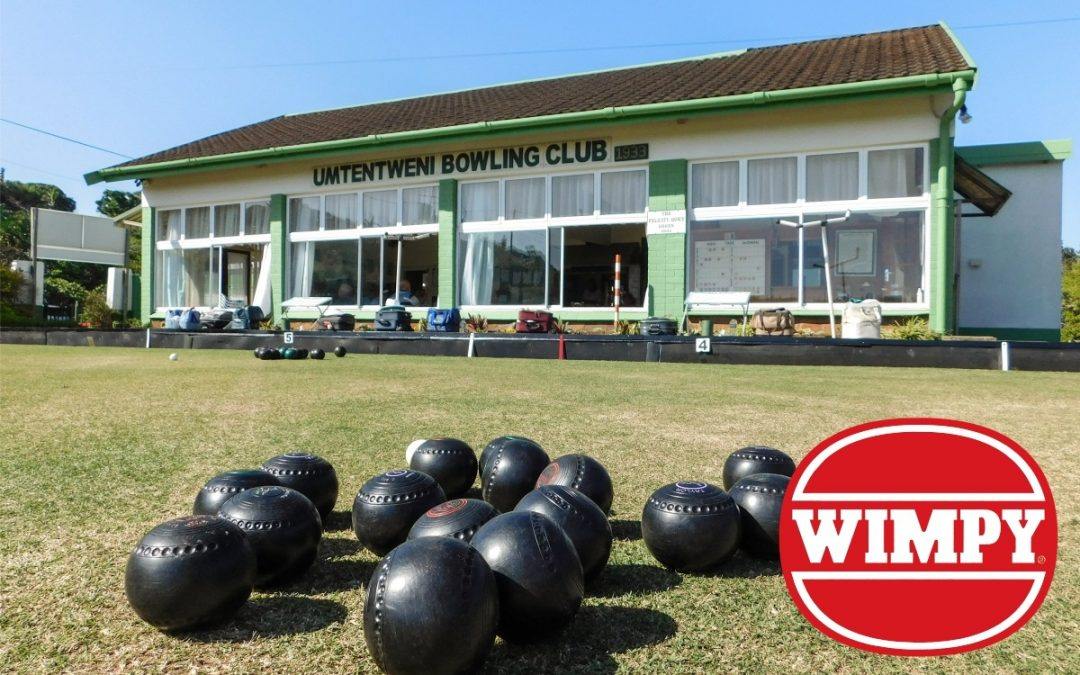 Umtentweni Bowling Club Woman's Pairs sponsored Wimpy
