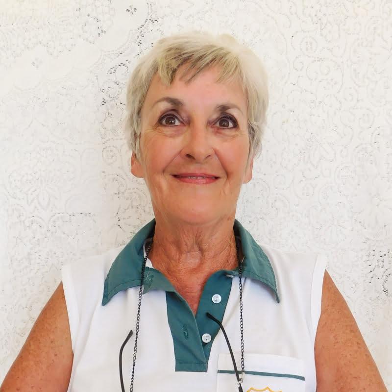 Astrid Jackson