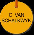 C Van Schalkwyk TAB