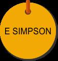 E Simpson TAB