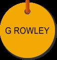 G Rowley TAB