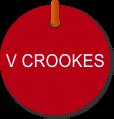 V Crookes TAB