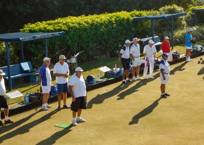 Hibiscus Week 2019 - Day 2 - Bells Bowling Club