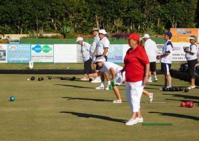 Hibiscus Week - Day 3 - Bells Bowling Club - 12