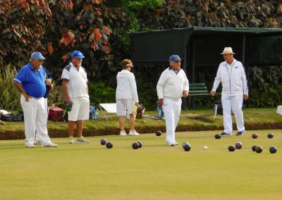 Hibiscus Week - Day 5 - Southport Bowling Club -1