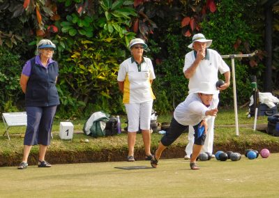 Hibiscus Week - Day 5 - Southport Bowling Club -2