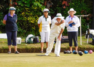 Hibiscus Week - Day 5 - Southport Bowling Club -3