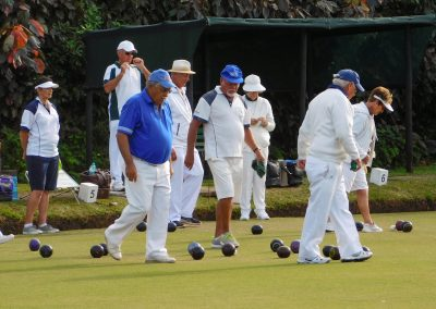 Hibiscus Week - Day 5 - Southport Bowling Club -4