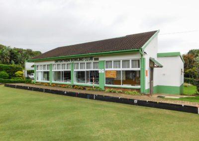 Umtentweni Bowling Club Clubhouse